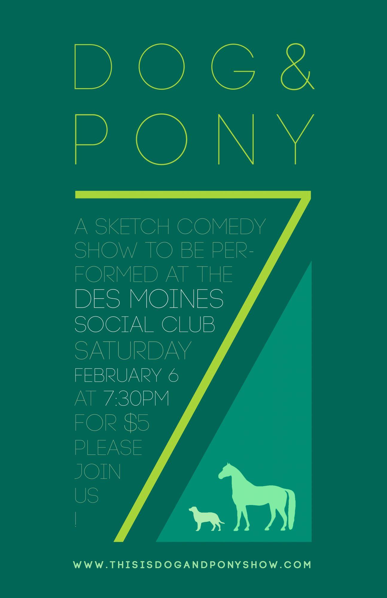Dog & Pony Show 7