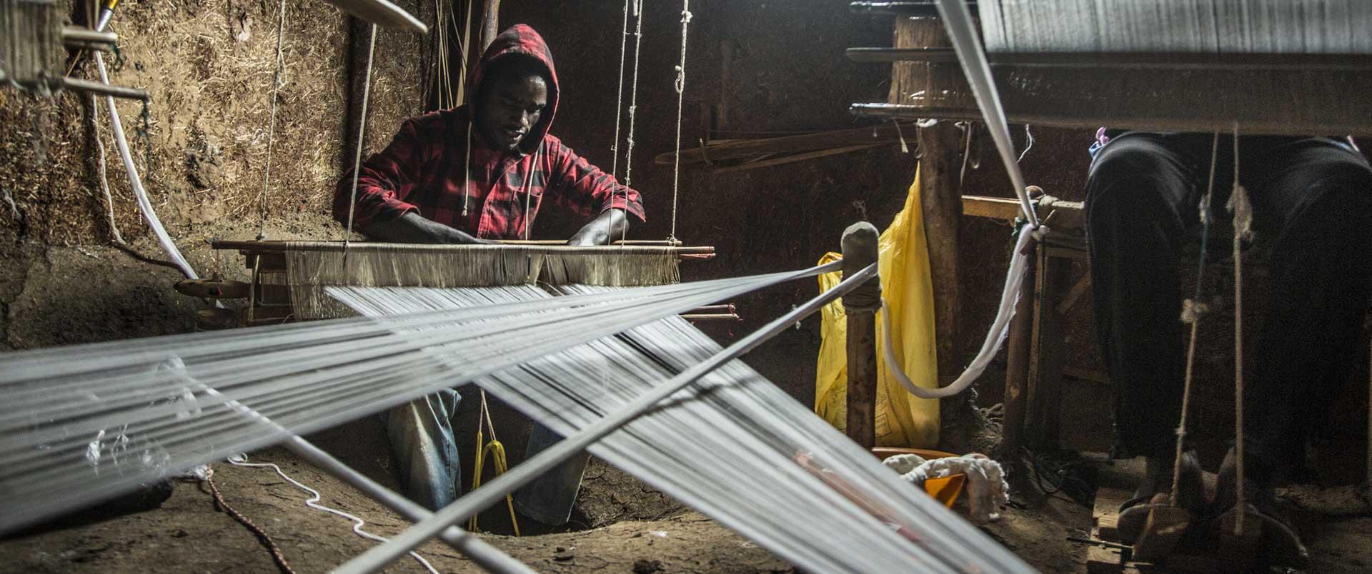 Beza Threads: In Ethiopia