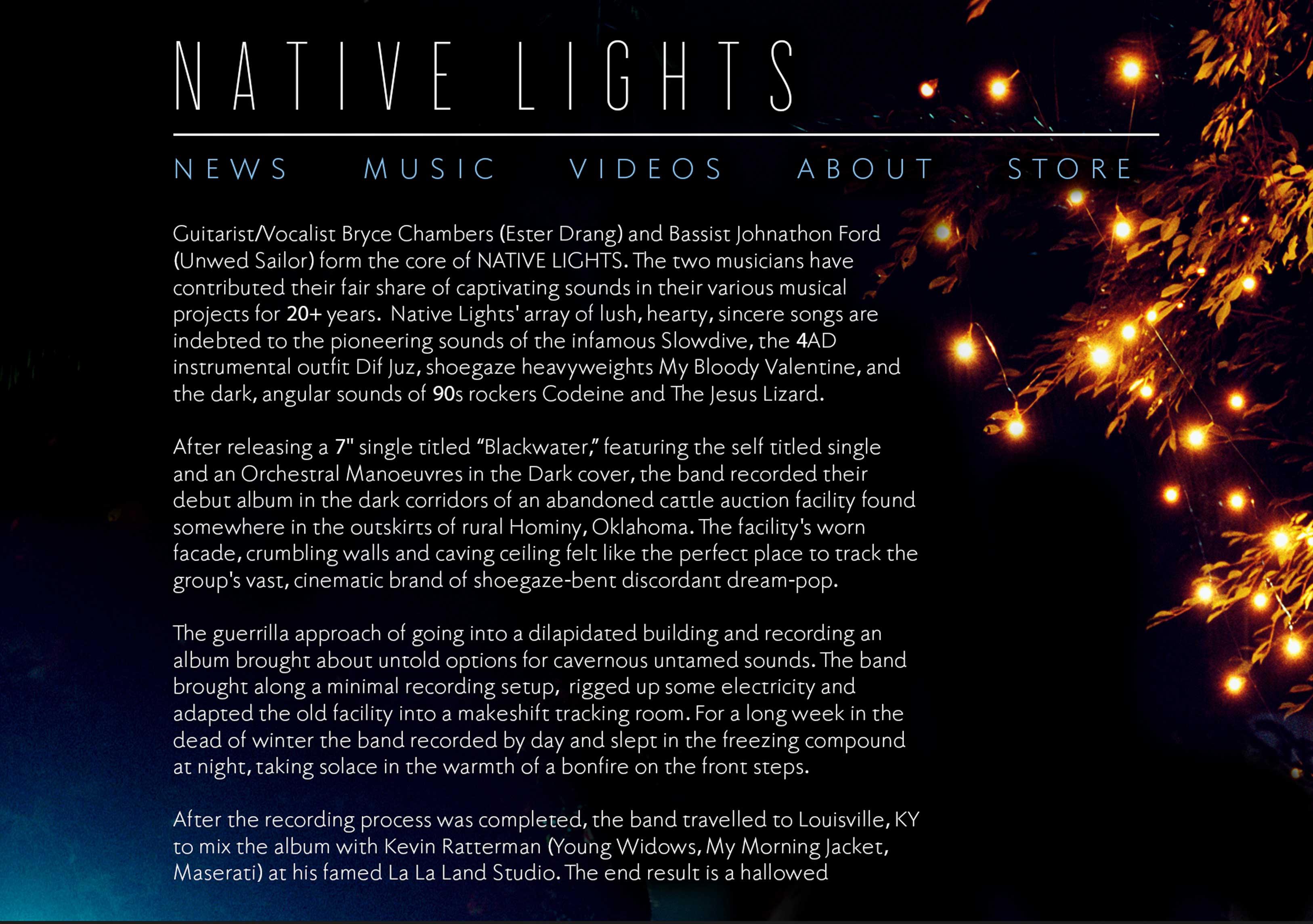 Native Lights