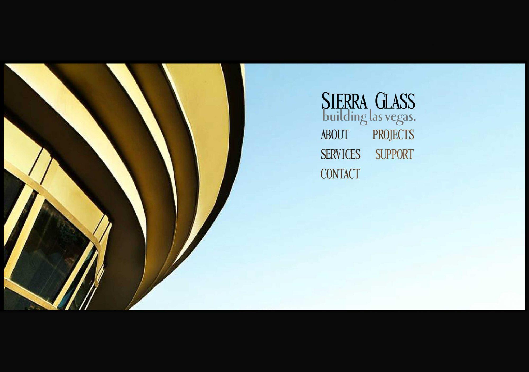 Sierra Glass