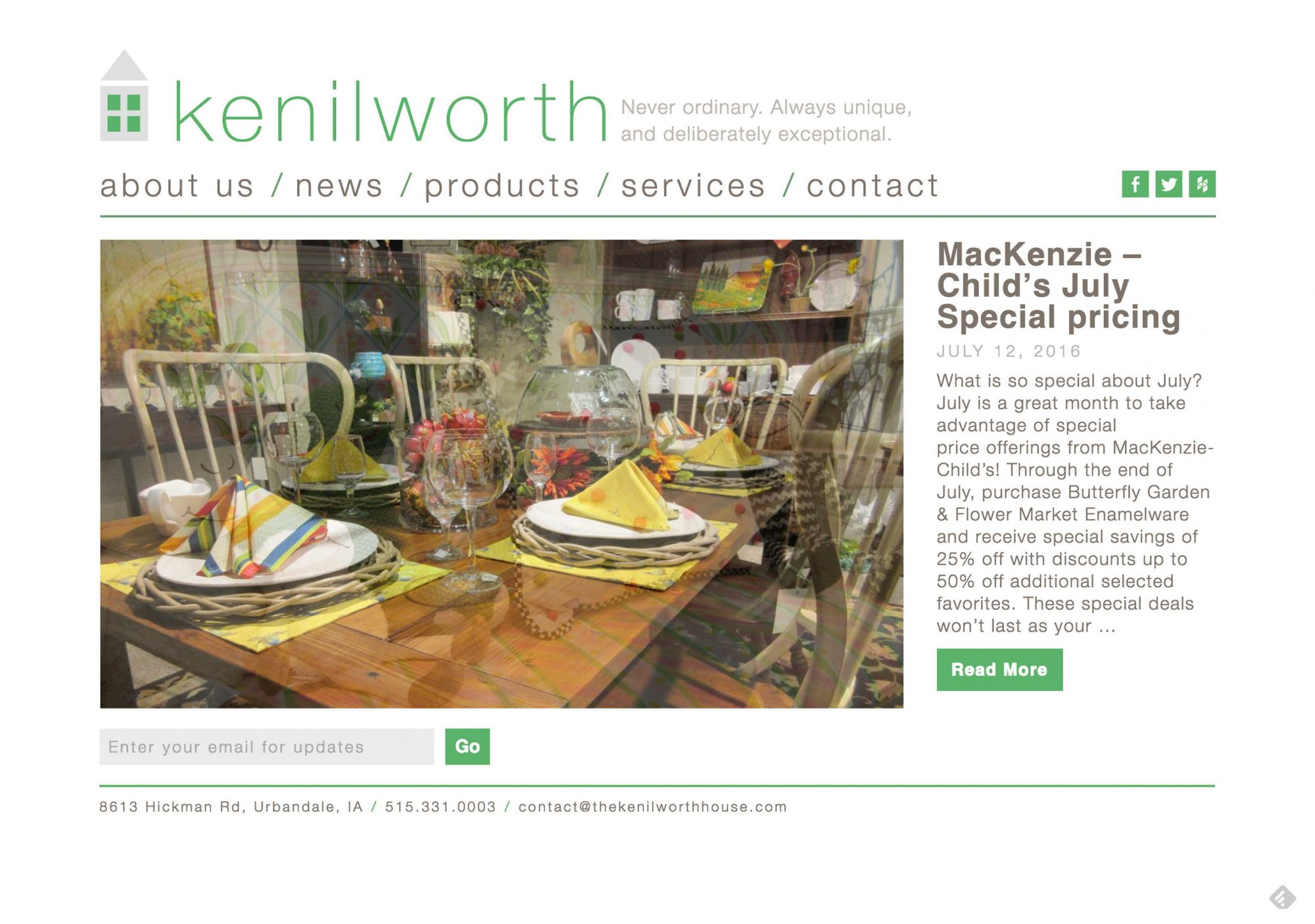 Kenilworth House v2.0