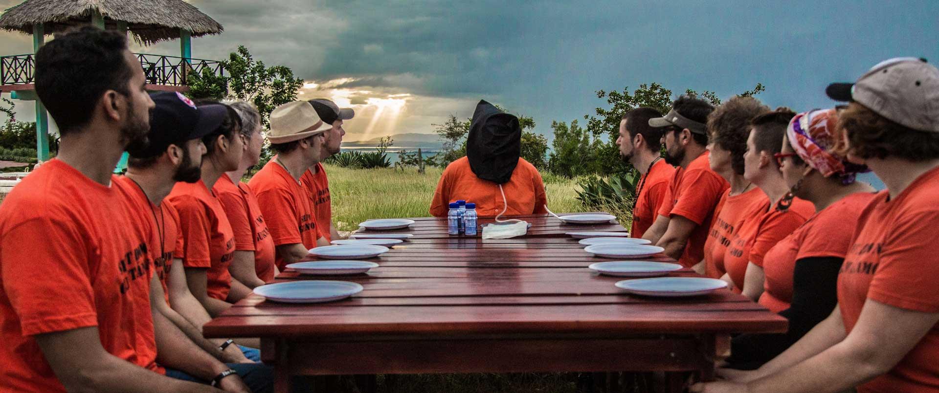 Thanksgiving at Guantánamo