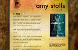 Amy Stolls