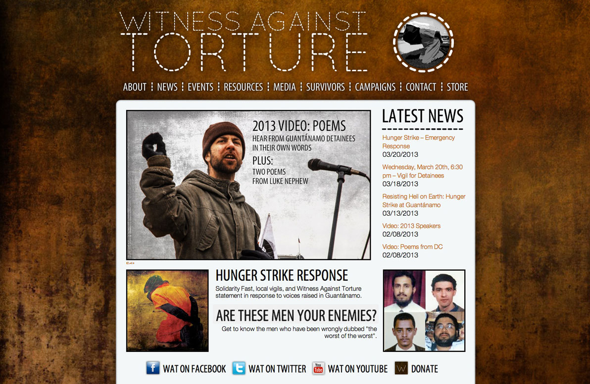 Witness Against Torture v1.0
