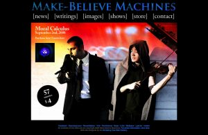 Make Believe Machines