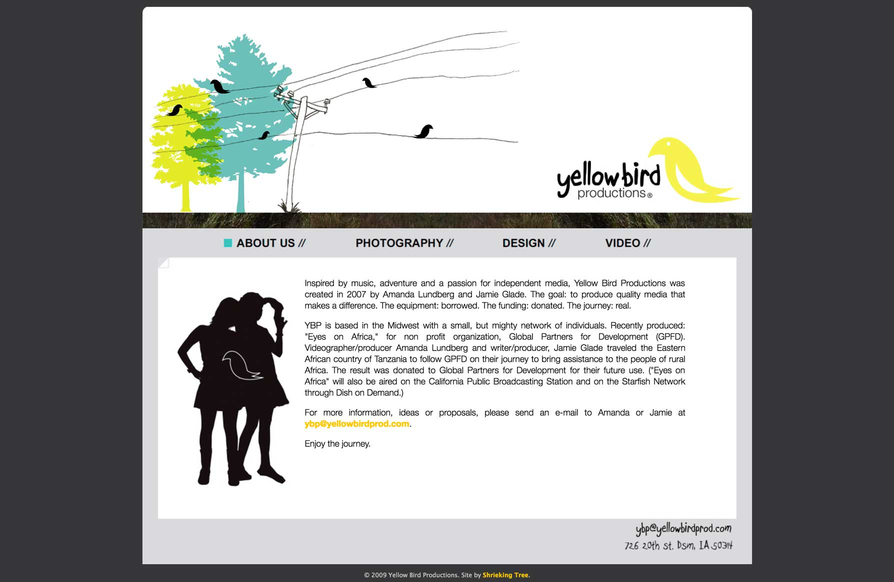 Yellow Bird Productions
