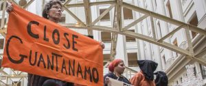 Anti-Torture Activists Occupy Trump Hotel