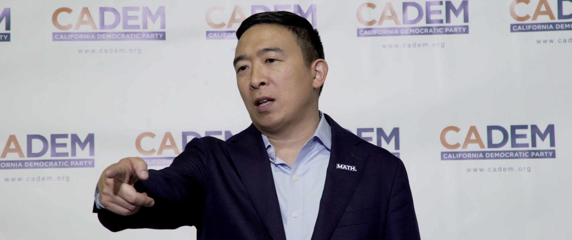 Inside the California Democratic Convention
